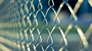 chain fence representing protection
